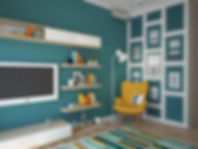 Дизайн интерьера Харьков - Студия дизайна интерьера Тамрико - Дизайн-проект 2-к. квартиры