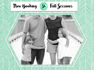 Fall Bookings SF Bay, SoCal, & Phoenix