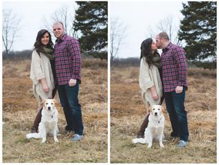 Evie & Joseph Engaged