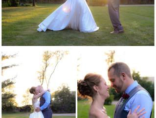 Angela & Dave Wedding