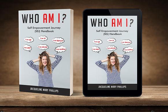 Who-Am-I-KIndle-and-book-image.jpeg