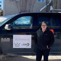 Meet Nancy Gagnon, CQ Laundry Manager. S