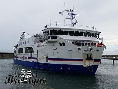 A la découverte des navire de la Compagnie Océane