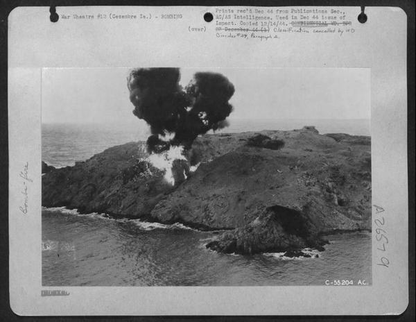 Bombardement sur Cézembre 2