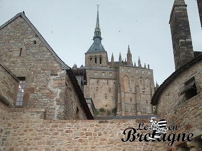 A la découverte du Mont-Saint-Michel