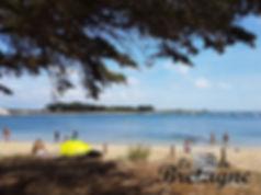Balade sur les plages Bretonnes