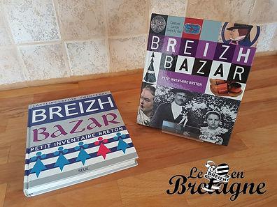 Idée lecture : Breizh Bazar