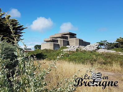A l'assaut du grand blockhaus de Batz-sur-Mer