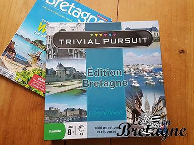 Le Trivial Pursuit édition Bretagne