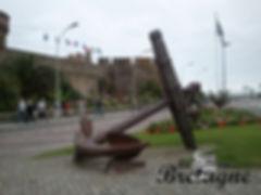 A l'assaut des remparts de Saint-Malo