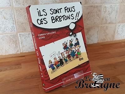 Idée Iecture : Ils sont fous ces Bretons !!
