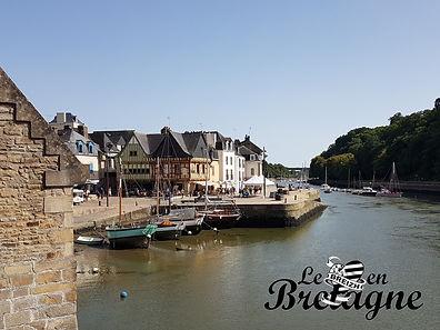 Balade à Saint-Goustan, le port d'Auray