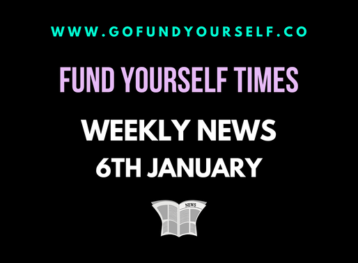 FYT - Weekly news 6th January 2020