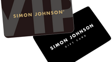 Simon Johnson - Purveying Loyalty + Gift Card platform
