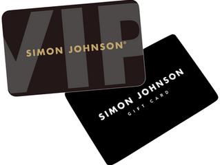 Simon Johnson - Purveying Loyalty + Gift Card platform