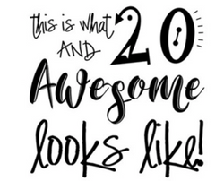 20 Years of Awesome
