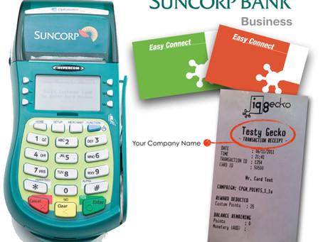 Suncorp Bank gets StickyFeet