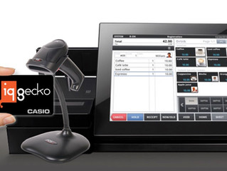 Casio gets loyal with IQ Gecko