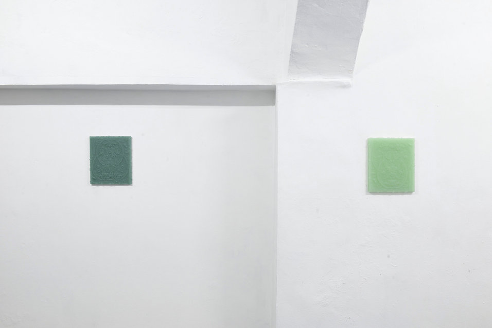 Francesco Pacelli_Abisso Elastico at Current, Milan