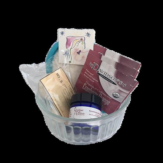 Sleep Well Healing Care Kit - Bedtime Bliss Cream + Calming Candles+ Sleep Mask