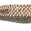 Thumbnail: Sage Green + White - Rustic Rope Crochet Basket