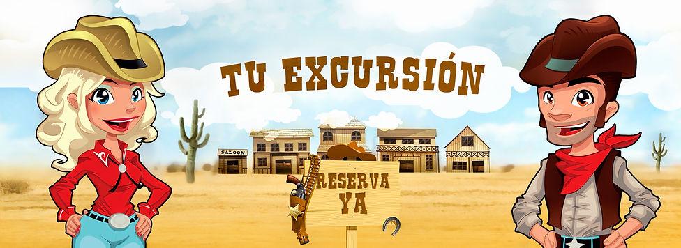 Para asistir al parque Rio Loco es necesario realizar una reserva anticipada.