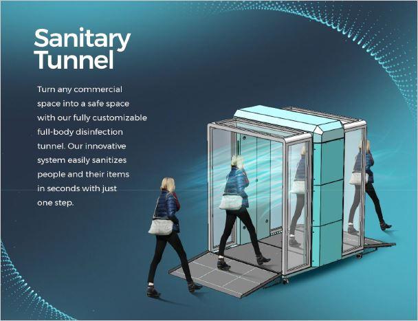 Sanitary Tunnel.JPG