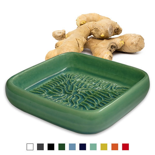 ANCKERAMIC Ceramico Reibe LindGrün-EU (250gr./10cm x 10cm x 2cm) inkl.MwSt.