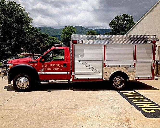 Columbus Fire Department Service 22