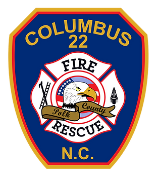 Columbus Fire Department patch