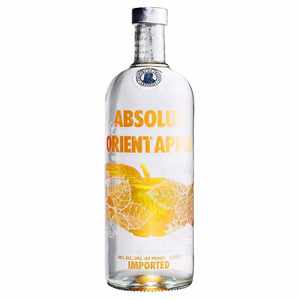 Absolut Vodka Orient Apple 1lt