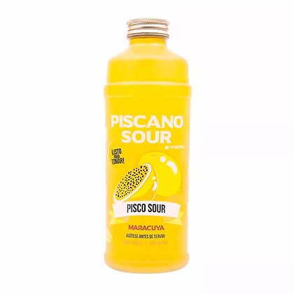 Pisco Sour Maracuya 700ml
