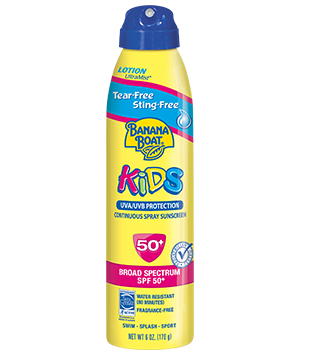 Kids  Sunscreen SPF 50