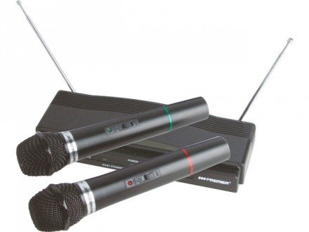 Microfone inalambrico Premier