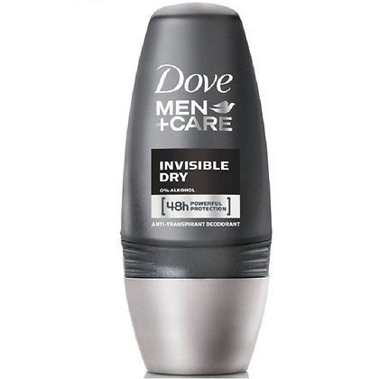 Dove Invisible Dry Men 50ml