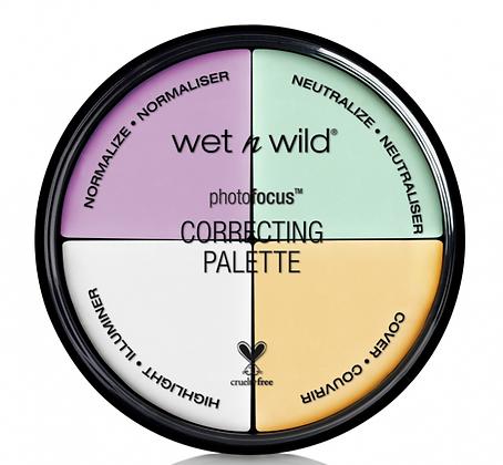 CORRECTING PALETTE