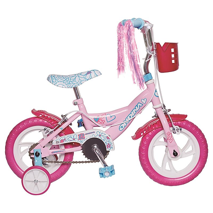 Bicicleta Ondina 12'' Niña 2017 Pink