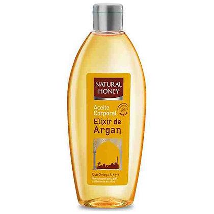 NATURAL HONEY ELIXIR ARGAN OIL