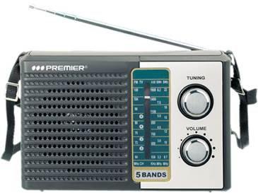 RADIO PREMIER 5  BANDAS