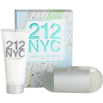 212 WOMAN EDT 100 ML + BODY LOTION 100 ML