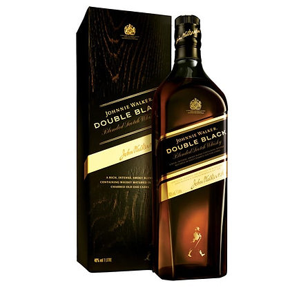 Jhonnie Walker Black Double Black