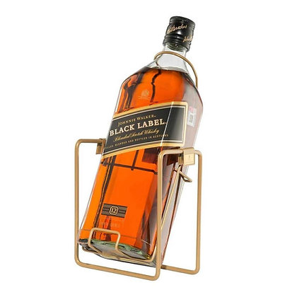 JOHNNIE WALKER BLACK LABEL 12 ANOS 3L