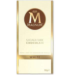 MAGNUM SIGNATURE CHOCOLATE WHITE