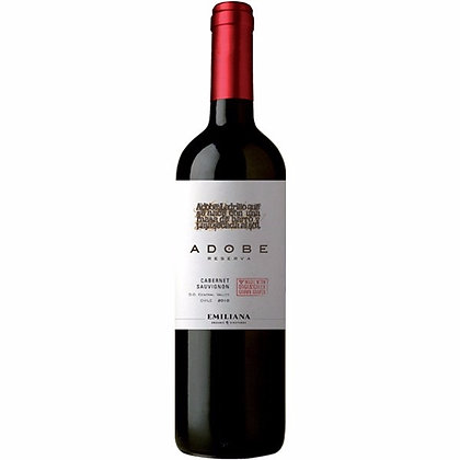 Adobe Reserva Cab. Sauv 750ml
