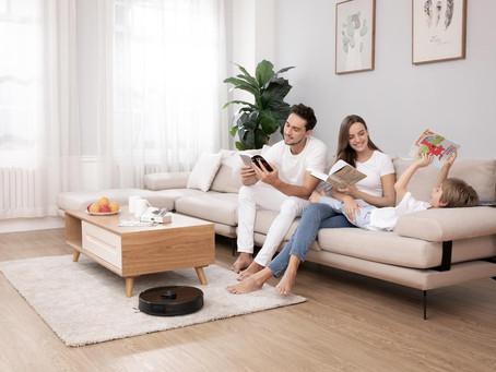 Benefícios de usar um robô aspirador de pó em casa
