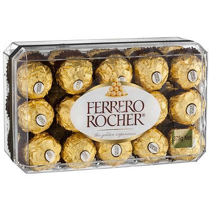 FERRERO ROCHER X 30 UNIDADES