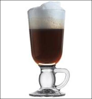 IRISH COFFEE 270CC X2 H15.2/D7.7CM PASABAHCE