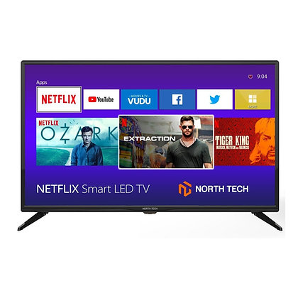 "SMART TV 55"" 4K NORTH TECH"