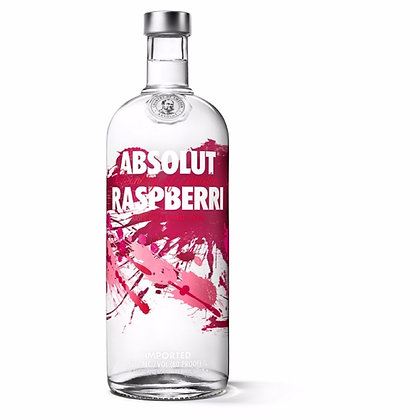 Absolut Vodka Raspberri 1lt