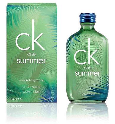 CK ONE SUMMER MEN